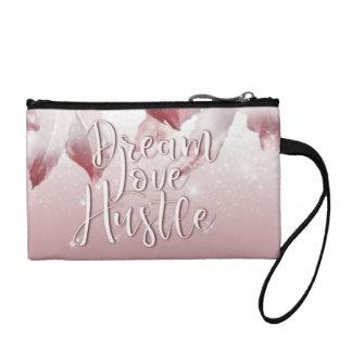 Dream Love Hustle Coin Purse