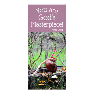 Dream Masterpiece Buckeye Tree Sprout Rack Card