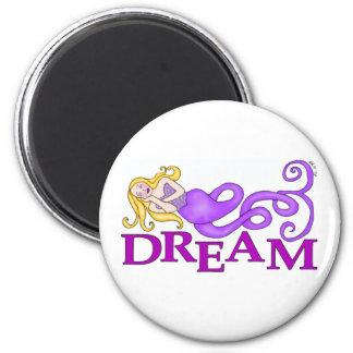 Dream-Mer Dream Mermaid Magnet