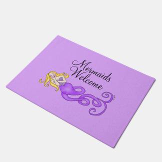 Dream Mermaid - Mermaids Welcome Doormat