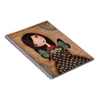 Dream Mixed Media Art Notebook Journal
