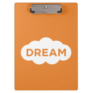 Dream Motivation Clipboard