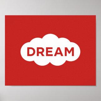 Dream Motivation Poster
