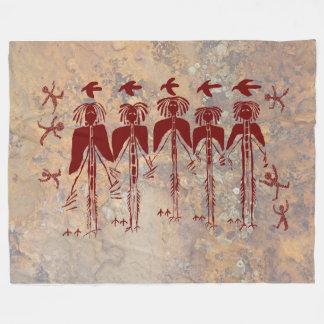 Dream Mythology Fleece Blanket