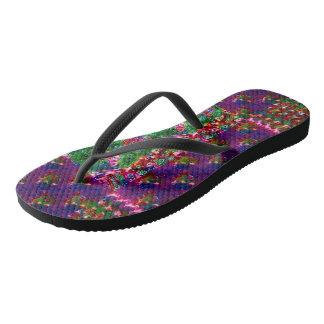 Dream neon flip flops