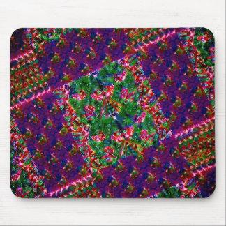 Dream neon mouse pad