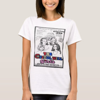 Dream of being a Capitol Hill Grrl in the Big City T-Shirt