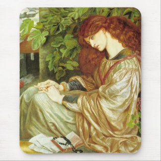 DREAM OF THE ROSARY MOUSE PAD