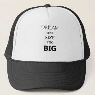 dream  one size trucker hat
