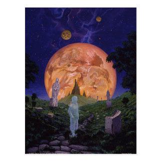 Dream Path Postcard