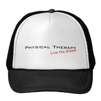 Dream / Physical Therapy Mesh Hat