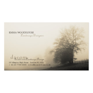 Dream - Poetic Business Card