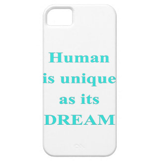 Dream Quote iPhone 5 Cases