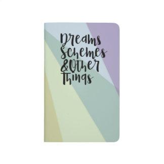Dream & Schemes Journal