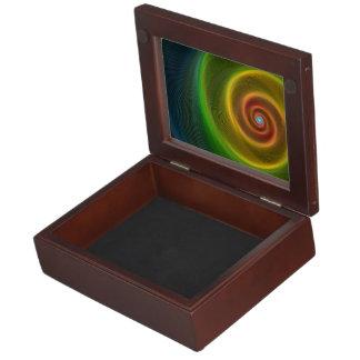 Dream spiral memory box