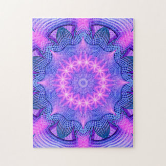 Dream Star Mandala Jigsaw Puzzle