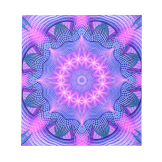 Dream Star Mandala Notepad