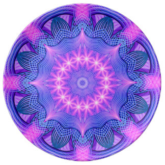 Dream Star Mandala Plate