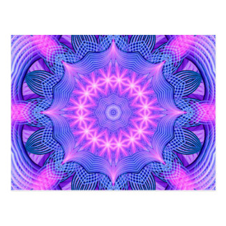 Dream Star Mandala Postcard