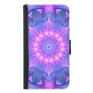 Dream Star Mandala Samsung Galaxy S5 Wallet Case