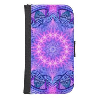 Dream Star Mandala Samsung S4 Wallet Case