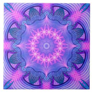 Dream Star Mandala Tile