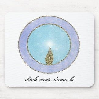 Dream Symbol Mouse Pad