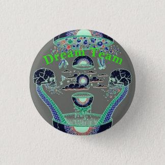 Dream Team 1 Inch Round Button