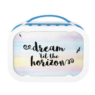 Dream 'til the Horizon Lunch Box