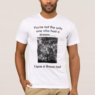 """""""Dream"""" Tree Silhouette T-Shirt"""