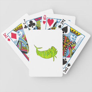 Dream Trophy Bicycle Playing Cards