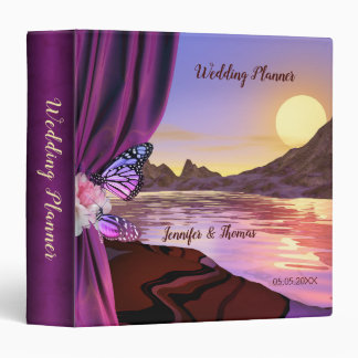 Dream Wedding Planner Guestbook or Photo Binder