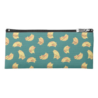 DreamCat Mismatched Orange/Teal Pencil Case