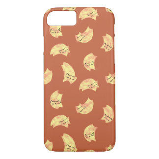 DreamCat Pastel Peach/Blood Orange phone case