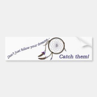 DreamCatcher Bumper Sticker