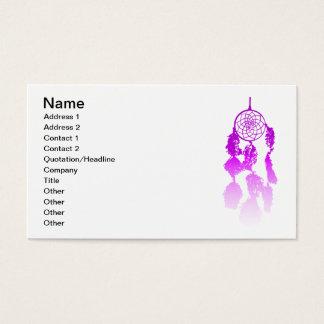 Dreamcatcher Business Card