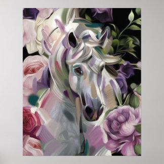 'Dreamcatcher' horse art print