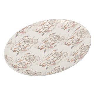 Dreamcatcher Melamine Plate