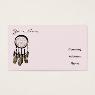 Dreamcatcher or Dreamcatchers Southwest Style Business Card
