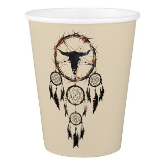 Dreamcatcher - Pentagram Paper Cup