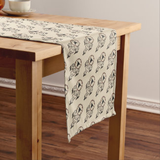 Dreamcatcher - Pentagram Short Table Runner