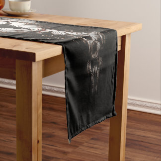 dreamcatcher pentagram short table runner