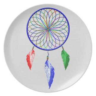 dreamCatcher Plate
