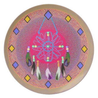 Dreamcatcher Plates