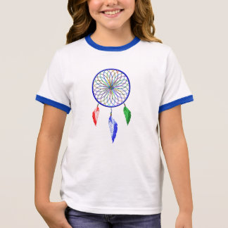 dreamCatcher Ringer T-Shirt