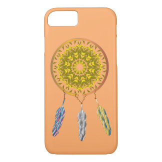 Dreamcatcher with Three Feathers iPhone 7 Case