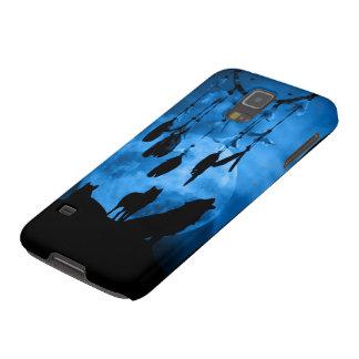 Dreamcatcher Wolves Samsung Galaxy S5 Case