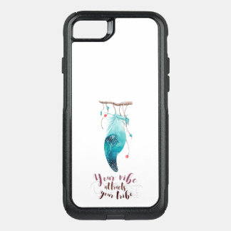 Dreamcatcher Your Vibe Attracts Your Tribe Case