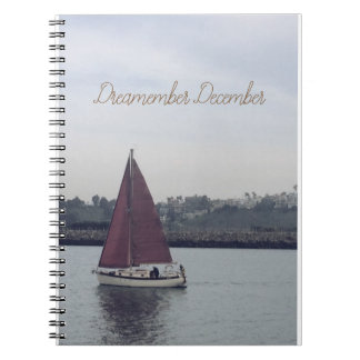 Dreamember December Notebook