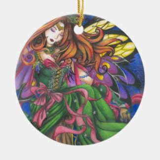 Dreamer Ceramic Ornament